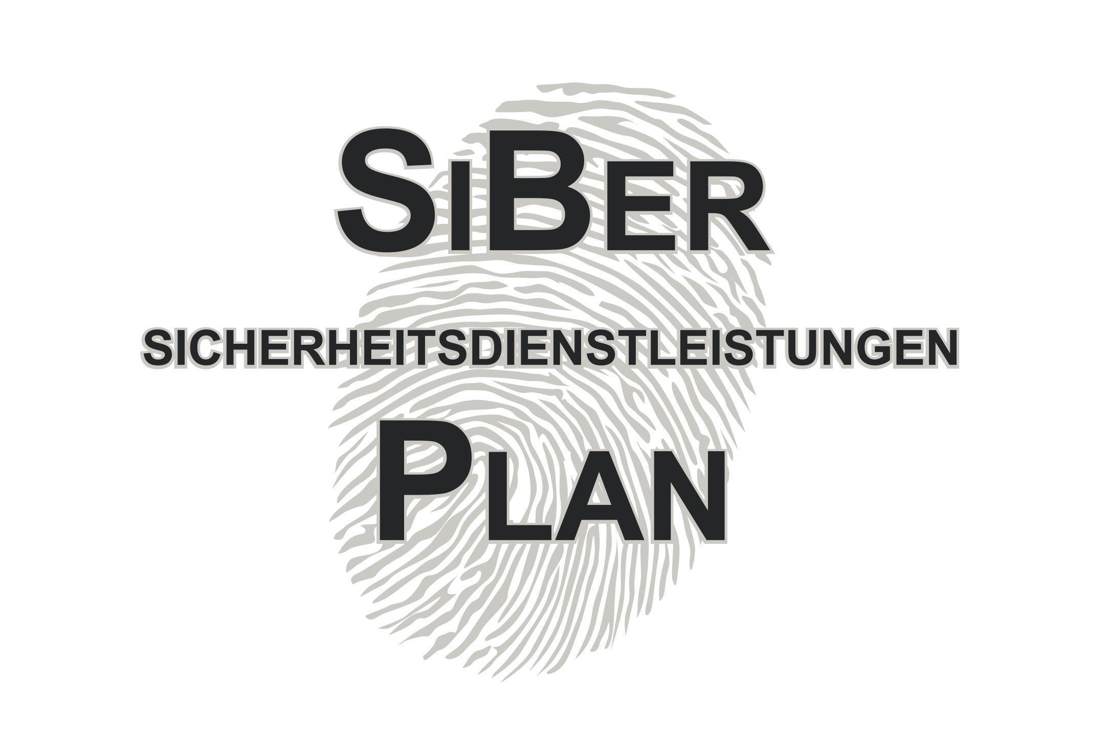 Logo der Firma SiberPlan Sicherheitsdienstleistungen