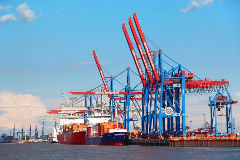 Hafensicherheit und PFSO sind Sicherheitsdienstleistungen vom Sicherheitsexperten SiBerPlan