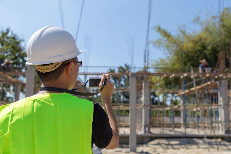 Baustellenbewachung ist eine Sicherheitsdienstleistung des Sicherheitsexperten SiBerPlan