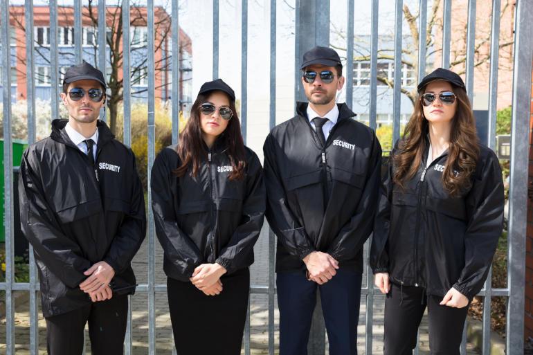 Das Bewachungsgewerbe ist eine Sicherheitsdienstleistung des Sicherheitsexperten SiBerPlan