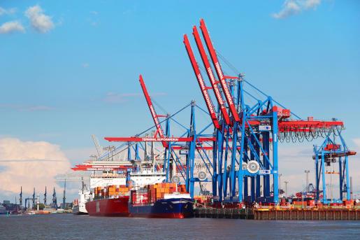 Hafensicherheit ist eine Sicherheitsdienstleistung des Sicherheitsexperten SiBerPlan