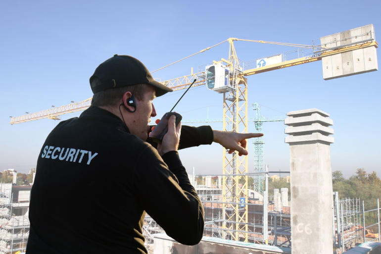 Die Konzeptumsetzung ist eine Sicherheitsdienstleistung vom Sicherheitsexperten SiBerPlan
