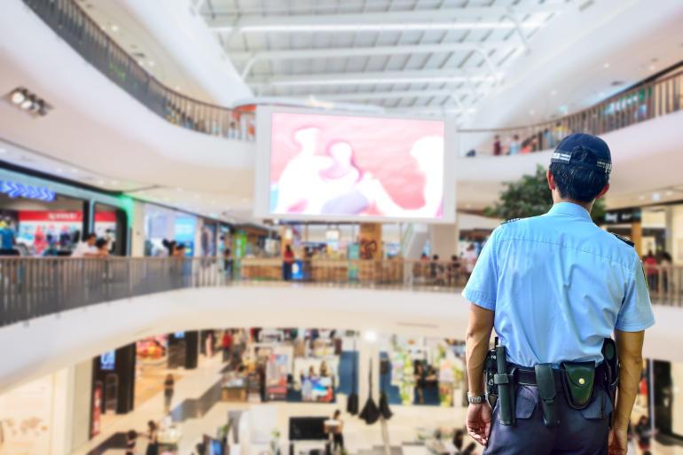 Objektschutz mit Ladendedektiven ist eine Sicherheitsdienstleistung des Sicherheitsexperten SiBerPlan