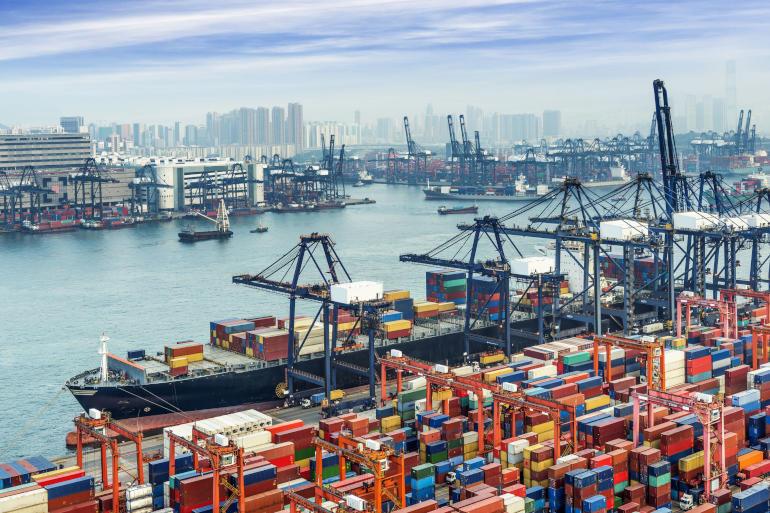 Port Security ist eine Sicherheitsdienstleistung des Sicherheitsexperten SiBerPlan