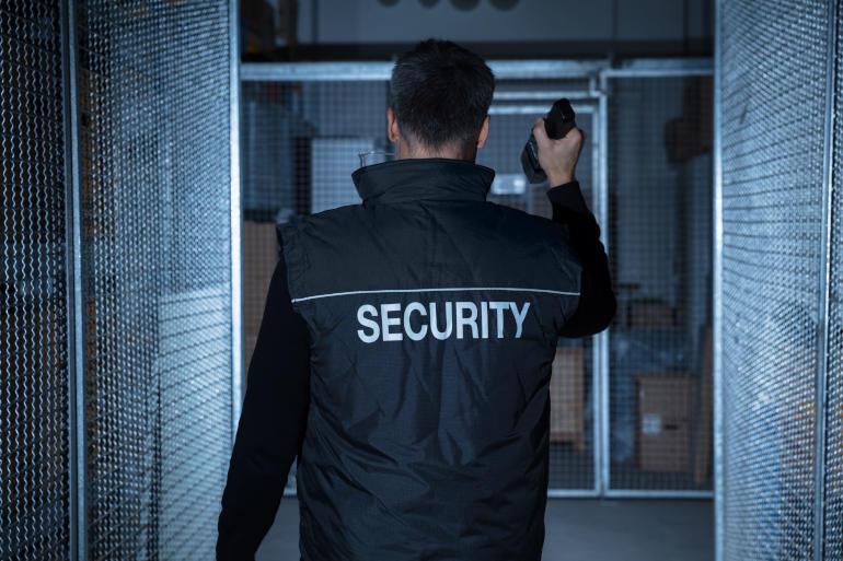 Werkschutz ist eine Sicherheitsdienstleistung des Sicherheitsexperten SiBerPlan